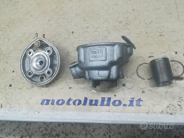 Testa,pistone,cilindro,minarelli am,3,4,5,6 50cc