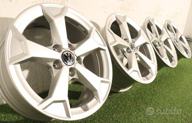 Cerchi Golf Passat T Roc 17 Originali Inverno NUOV