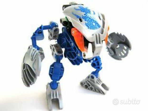 Lego robot 8578 blu completo con scatola senza ist