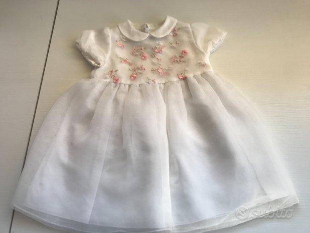 Abiti cerimonia neonata 12 mesi