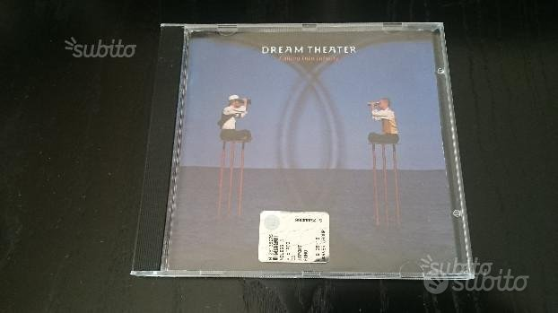 Dream Theater Falling into Infinity CD come nuovo