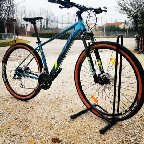 Mtb ALBIKE front