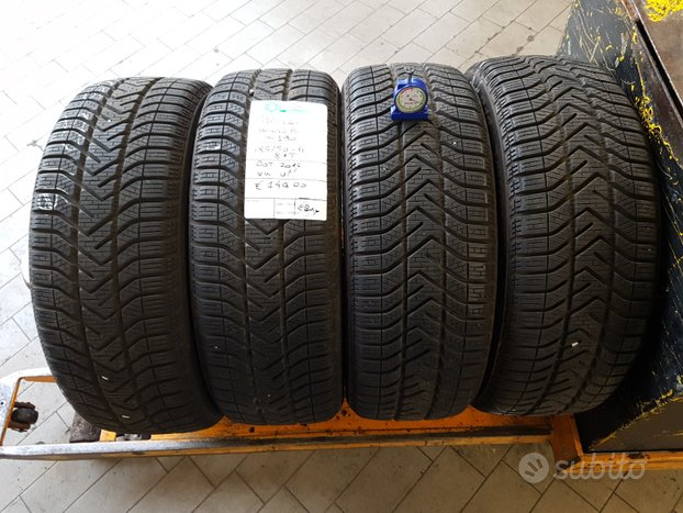 Gomme usate winter 185/50-16 81T Vw Up seat skoda