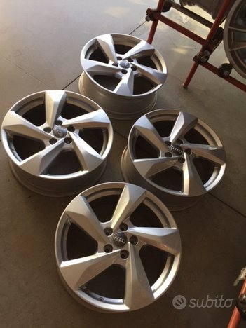 Cerchi Audi nuovo Q3, A3