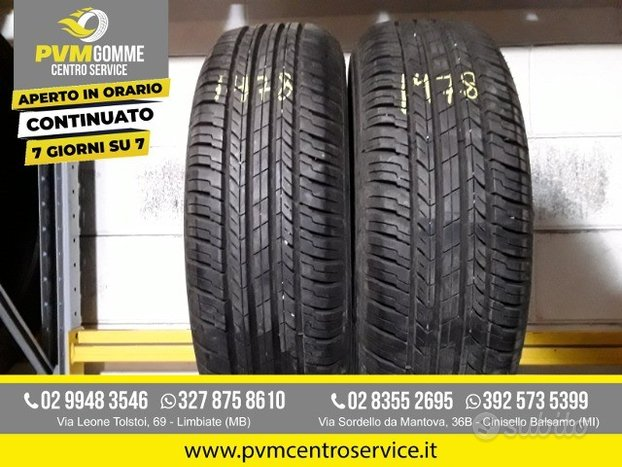 Gomme usate: 185 70 14 superia