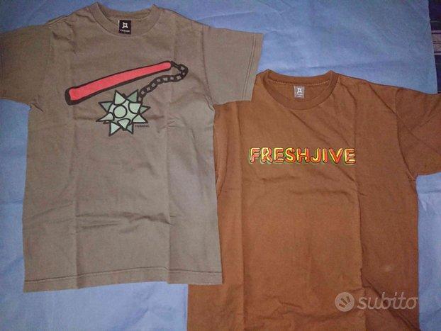 N.5 t-shirt (Desigual, Freshjive) + shorts omaggio