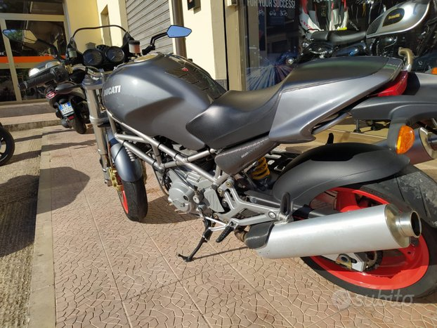 Ducati monster 1000 sie