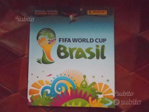 Album figurine Brasil 2014, panini