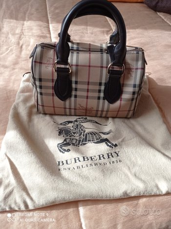 Bauletto Burberry