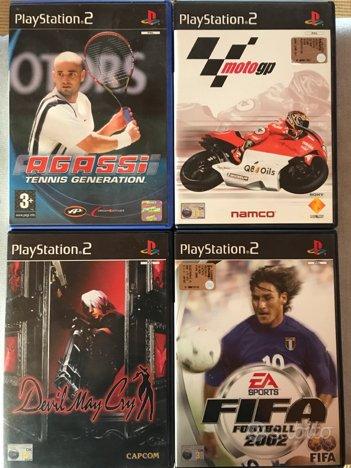 Videogiochi PS2