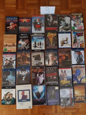 DVD usati film vari serie TV cofanetti lotto H-I