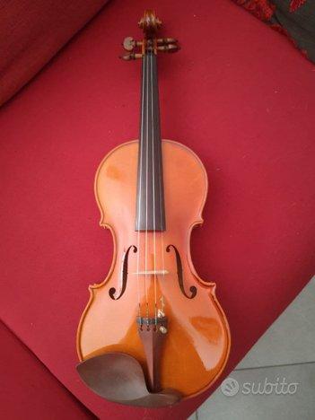 Violino di liuteria 4/4+violino elettrico yamaha