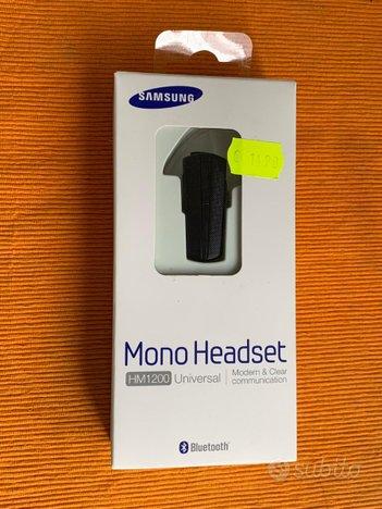 Samsung auricolare bluetooth nuovo