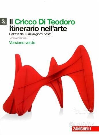 Il Cricco di Teodoro (3 edizione versione verde)