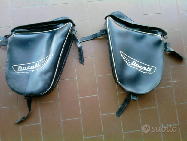 Ducati scrambler borse