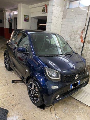 Smart Turbo 90cv limited edition paris blue