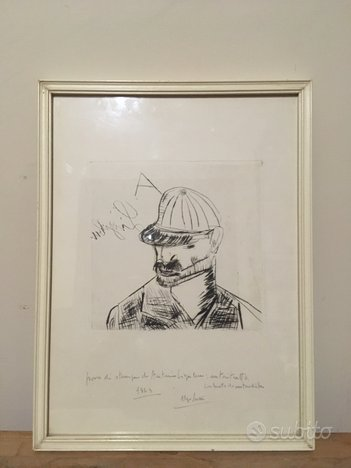 ANTONIO LIGABUE - Autoritratto, 1963