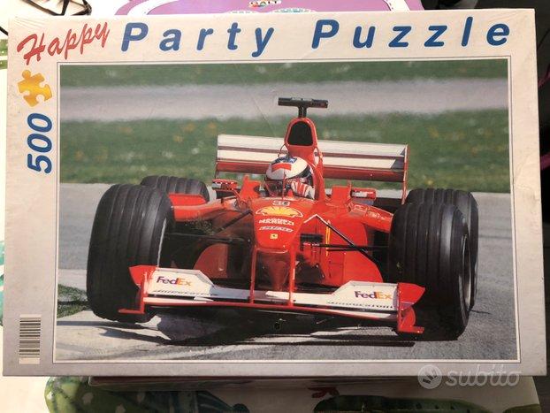 Puzzle Formula One 500 pz