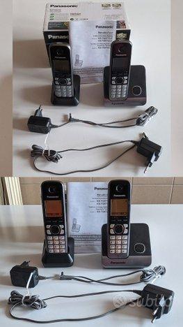 Panasonic KX-TG6712 Telefono Cordless Digitale