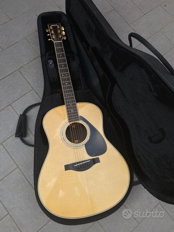 Yamaha LL16 acustica dreadnought massello