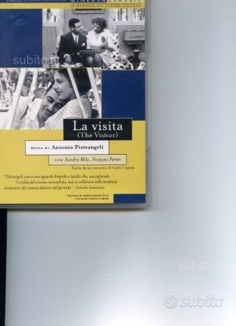 LA VISITA Film di A. Pietrangeli