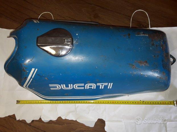 Serbatoio Ducati parallelo GTV GTL