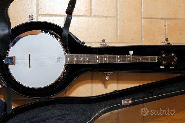 Banjo Soundsation SBJ-40 con custodia