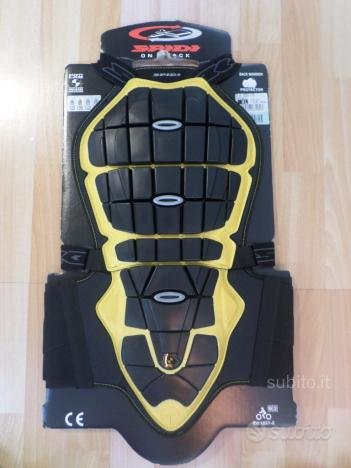 Paraschiena Spidi Back Warrior Protector