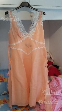 Vestaglia e camicia da notte