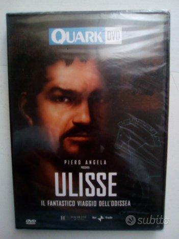 DVD Quark Ulisse il viaggio dell'Odissea