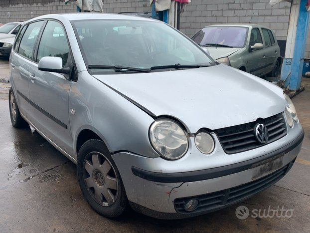 RICAMBI VW POLO 1.4 TD anno 2003 - NO EMAIL