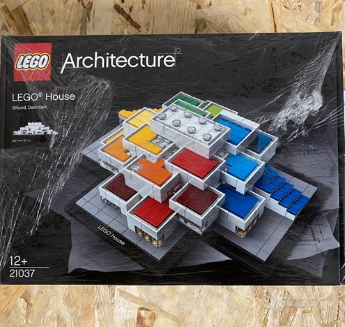 Architecture Lego House
