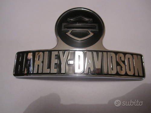 Placca Fregio Ornamento Decorazione Harley Davidso