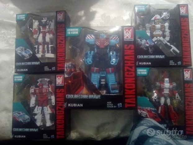 Transformers combiners mp movie figure robot