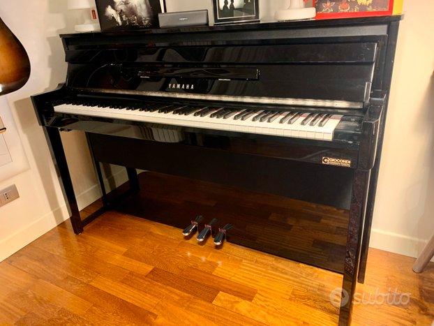 Pianoforte Ibrido Yamaha NU1 AvantGrand