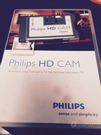 Philips Cam hd