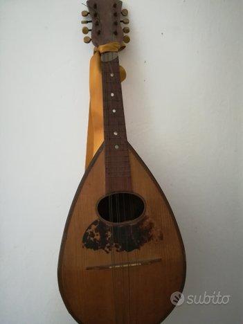 Vecchio mandolino napoletano