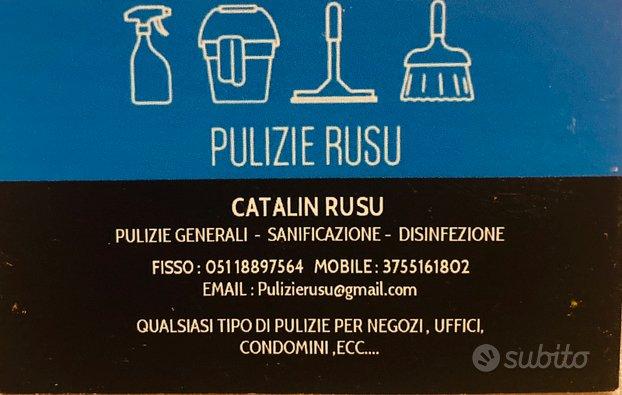 Pulizie generali: Condomini, Uffici, Casa,ecc