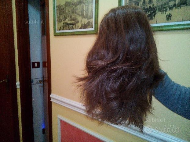 Parrucca per signora