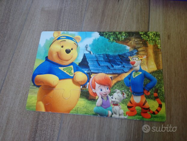 Puzzle Winnie Pooh