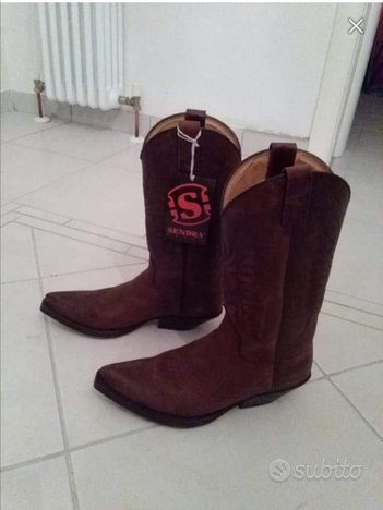 Stivali sanders country