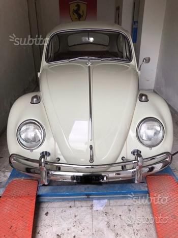 Volkswagen Maggiolino Vetro piatto Anni 60