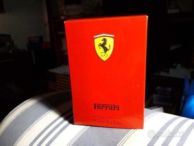 After shave Ferrari 75 ml nuovo