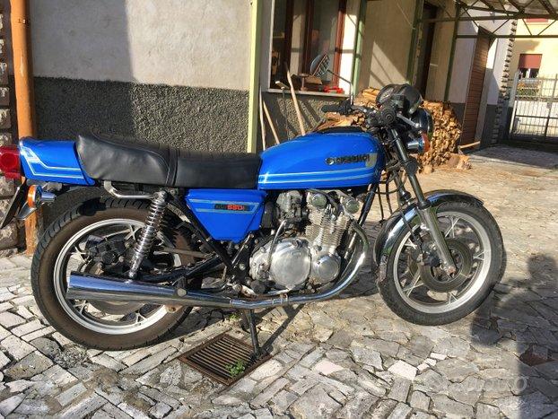 Suzuki Gs 550 E - 1979