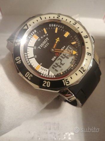 Orologio Tissot uomo Sea-Touch