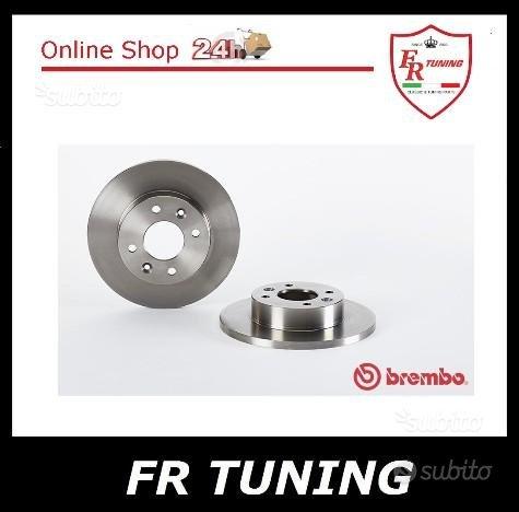 Renault fuego 18 dischi freno anteriori brembo