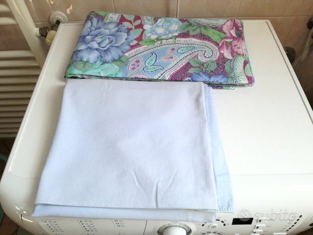 Corredo lenzuola letto singolo lenzuolo + federa