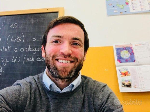 Insegnante di inglese madrelingua