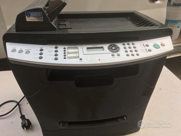 Stampante laser Lexmark x 340