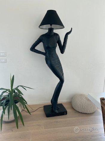 Piantana lampada donna NEW time,Catellani & Smith